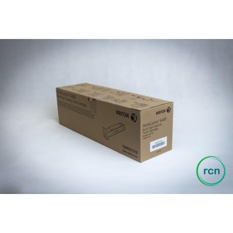 Black toner - WC 6400 - 106R01316