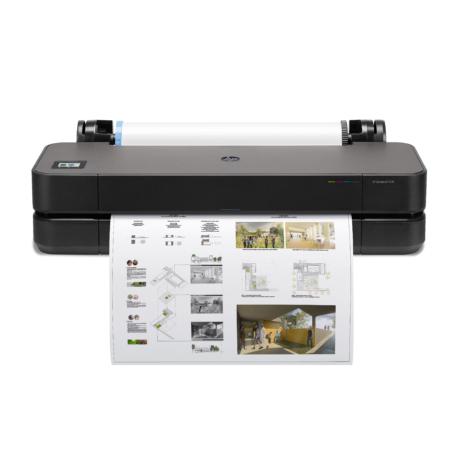 "HP DesignJet T230 A1 +, 24"" nyomtató - 5HB07A"