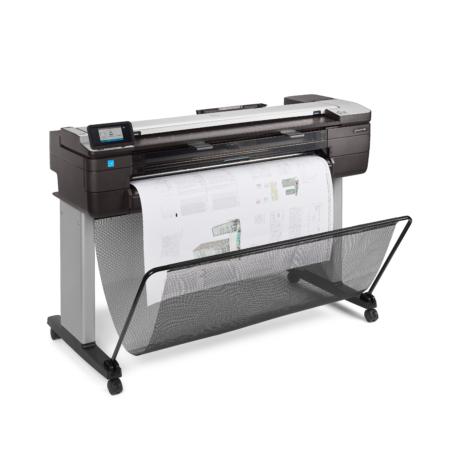 """HP DesignJet T830 MFP 36"""", A0+ nyomtató - F9A30A"""