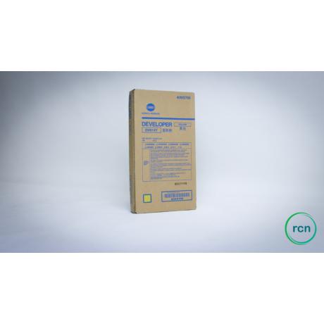 Developer Yellow - C1060, C1070 DV614Y